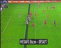 Bekir'in Golü 86 Santim Ofsayt