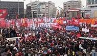 24 Fotoğrafla Türkiye Tarihinden 1 Mayıs Afişleri