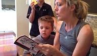 Annesinin Okuduğu Hikayeden Korksa da Zevk Alan Psikopat Çocuk