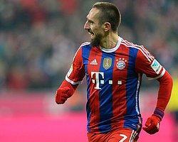 "Franck Ribery: ""Ayrılabilirim"""