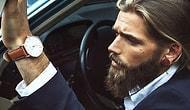 Tüm Sakallı Hipsterları Kıskançlık Krizlerine Sokan Dünyanın En Yakışıklı Erkek Mankeni