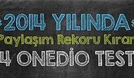 2014 Yılında Paylaşım Rekoru Kıran 14 Onedio Testi