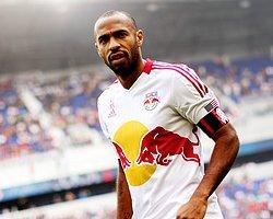 Thierry Henry Futbolu Bıraktı!