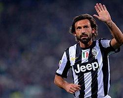 İtalya'da Yılın Futbolcusu 35′lik Pirlo