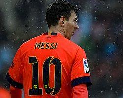 Messi'den Cezayir'e Tıbbi Yardım