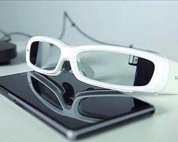 Sony, Akıllı Gözlüğü SmartEyeglass Attach'i CES 2015'te Tanıtacak