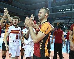 Galatasaray'ın Tur Sevinci