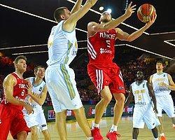 Türkiye'nin 2015 Avrupa Basketbol Şampiyonası Eurobasket'teki Rakipleri Belli Oldu