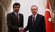 Erdoğan: 'Türkiye ile Katar Hiç Ayrı Düşmedi'