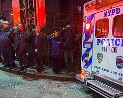 ABD'de 2 Polis Öldürüldü