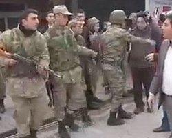 Ankara'da 100 Kişinin Gözaltına Alındığı Olaylarda Polis Orduevine Girmeye Çalıştı