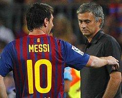 Mourinho Messi Transferini İmkansız Görüyor