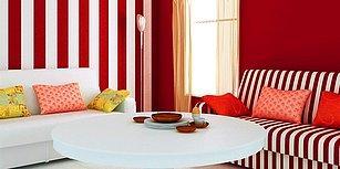 Evinizin Renkleri Kişiliğinizi Ele Veriyor