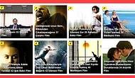 2014'te Onedio'da En Çok Okunan 15 Film Listesi