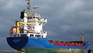 Kaza Yapan Türk Gemisi Battı: 2 Ölü, 4 Kayıp