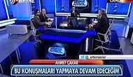 Ahmet Çakar'ın Aldığı Cezaya Cevabı