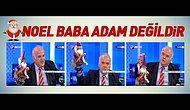 Ahmet Çakar: Noel Baba Adam Değil