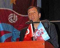 Trabzonspor Genel Sekreteri Köksal Güney'e Şok Saldırı!