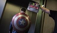 """""""Kaptan Amerika: Kış Askeri"""" Filminin Görsel Efekleri"""