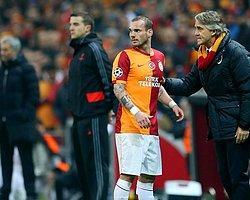 Roberto Mancini Sneijder ve Melo'yu Unutamıyor