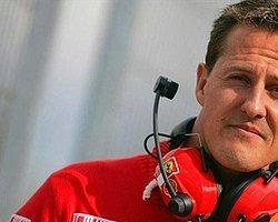 Schumacher Çocuklarını Görünce Ağladı