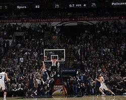 Ömer Aşık Kendi Potasına Attı, Pelicans Spurs'e Mağlup Oldu