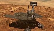 Mars'taki NASA Robotu Yaşlandı, Hafıza Kaybı Başladı