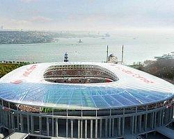 """""""Vodafone Arena Türkiye'nin En Modern Stadı Olacak"""""""