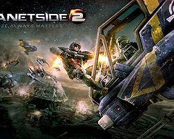 Playstation 4 İçin Planetside 2 Geliyor