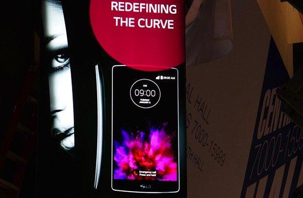 LG G Flex 2 İlk Kez Görüntülendi