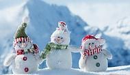 Kardan Adam Yapma Sanatı