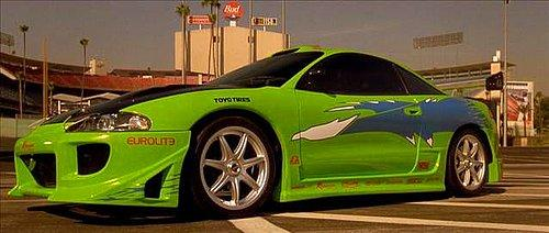 hızlı ve Öfkeli filminde kullanılan 65 araba - onedio