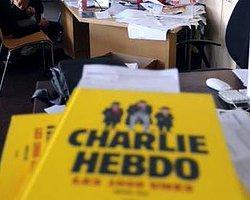 Dünya Liderleri, Charlie Hebdo Saldırısını Kınadı