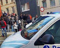 Belçika'da Bir Türk Polis Tarafından Vuruldu