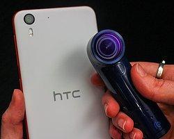 HTC Re Kamerayla YouTube'da Canlı Yayın Dönemi