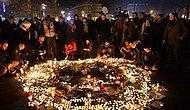Paris'teki Saldırıya Tepkiler Sürüyor