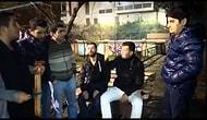 Demba Ba'ya Karadeniz Gençlerinden Kemençeli Beste