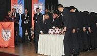 Futbol Kulübünde İlginç Yemin Töreni