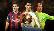 FIFA Altın Top Ödülü Sahibini Buluyor