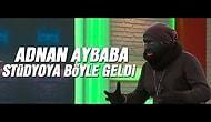 Adnan Aybaba'dan TFF'ye Yabancı Futbolcu Protestosu!