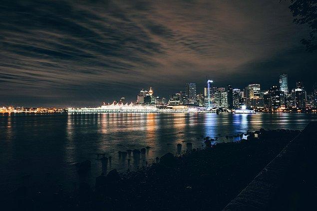 17. ''Vancouver gerçekten muhteşemdi. Tam anlamıyla ilk defa Kanada'daydık.''