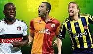 Opta Süper Lig'de İlk Yarının 11'ini Açıkladı