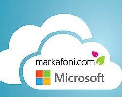 Markafoni ve Microsoft Modaya  Bulut Teknolojisi ile Yön Verecek