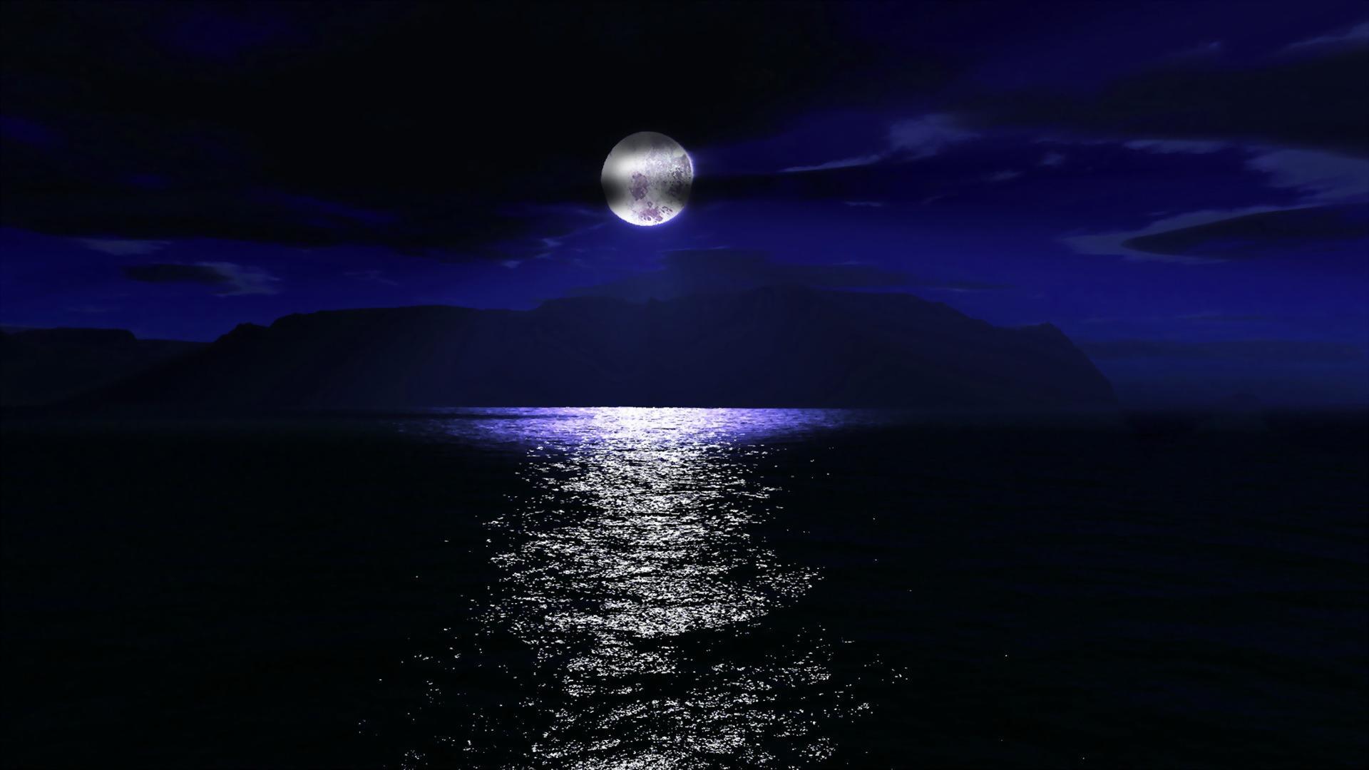 Gecenin resmi