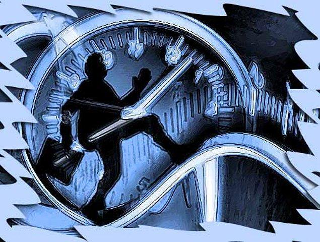 8. Zeki insanlar zamanı olabilecek en verimli şekilde kullanır.