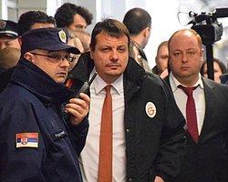 Sırbistan'da Galatasaray'a Yoğun Güvenlik Önlemleri