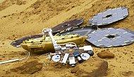 Kaybolan Mars İnceleme Aracı Beagle 2 Bulundu