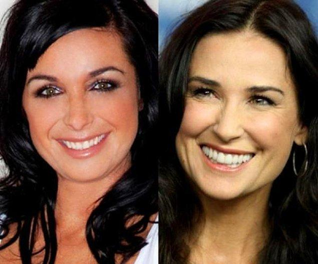 13. Lisa Connell > Demi Moore