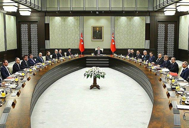 2. Ve Erdoğan Kabine'yi Topladı...