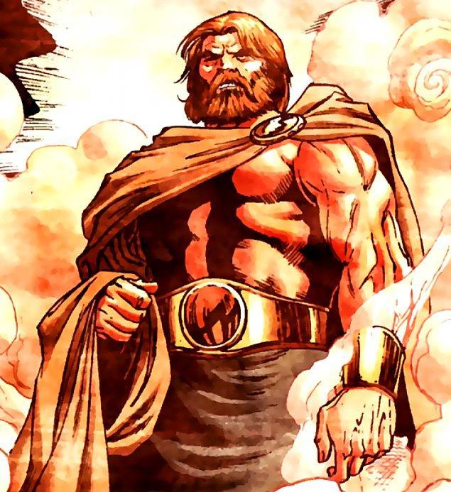 15- Zeus